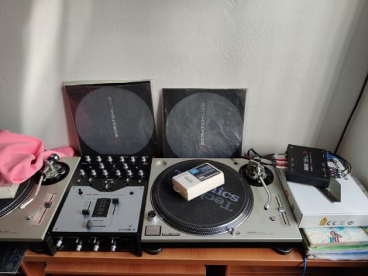 SL·Mesa de mezclas Ecler HAK 360 + Serato SL3