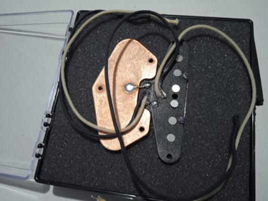 Mike Lull Pickups Telecaster