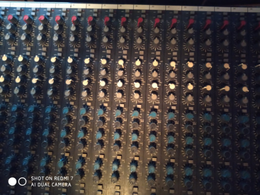 Mesa Soundtracs Solo Midi