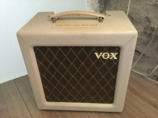 Amplificador Vox AC4TV (mejorado)
