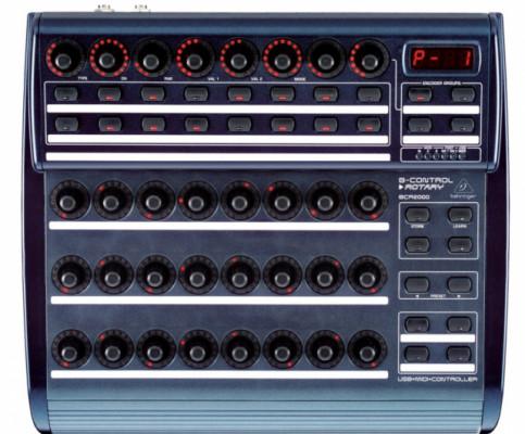 Berhinger brc 2000