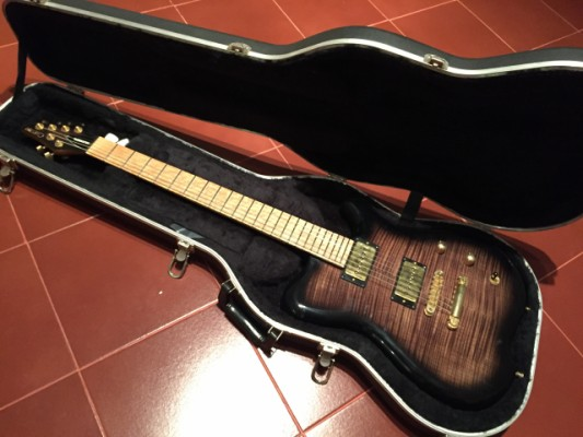 Carvin Custom Shop USA H2 O Cambio por Firebird O Strat DLX