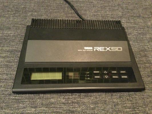 Multiefectos Yamaha REX50