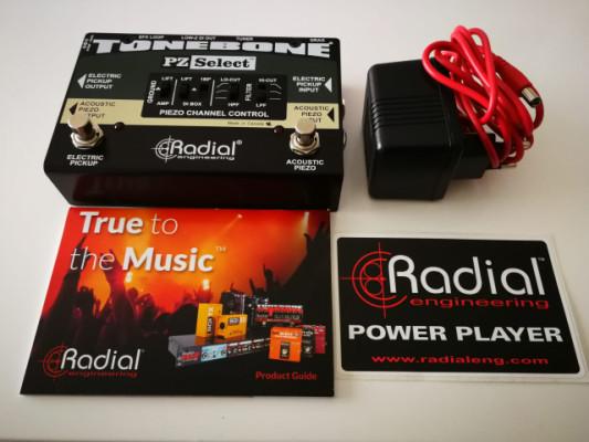 Vendo Radial Tonebone PZ select