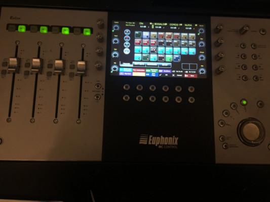 Euphonix MC Control Avid Software