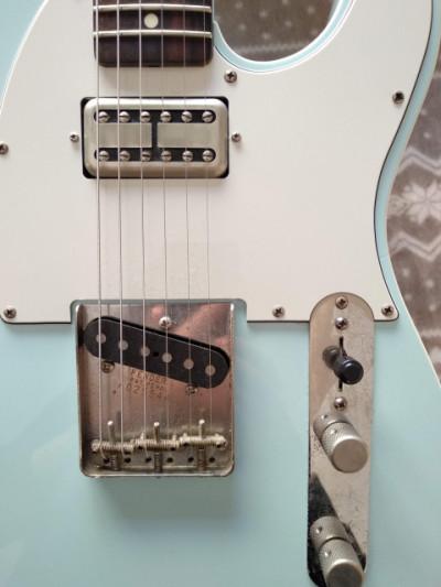 Fender Telecaster MIJ TL62B-70 serie A 1985