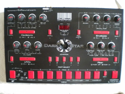 Vendo Darkstar Redsound