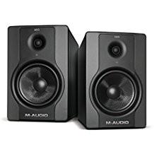 Monitores estudio MAudio BX5