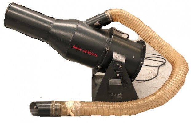 maquina pompas + lanzadora confetti universal effects
