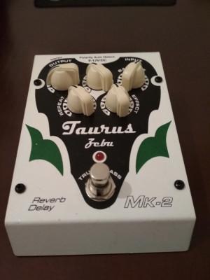 TAURUS Zebu Reverb/Delay MK2