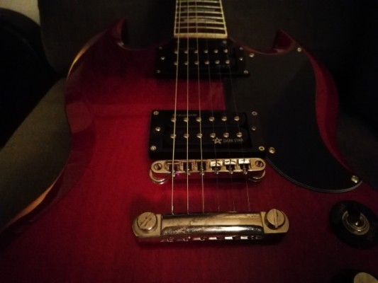 Guitarra electrica ESG62 entwistle