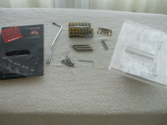 "Puente para Stratocaster BABICZ ""Full contact hardware"""