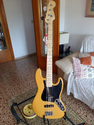 cambio jazz bass am st con sistema s 1