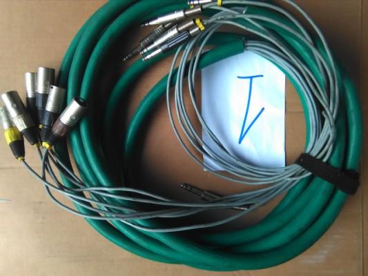 Liquidación de cables de todo tipo