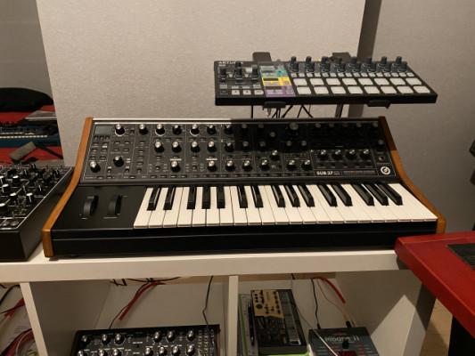 MOOG SUB 37 - Edición Bob Moog tribute