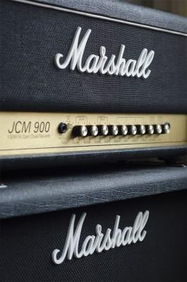 CABEZAL MARSHALL JCM900 100W + PANTALLA JCM900 LEAD-1936 + EXTRAS