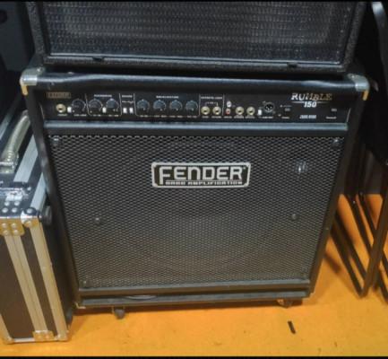 Fender RUMBLE 150 (Amplificador de Bajo)