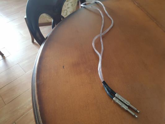 FENDER Cable Carga Cable Altavoz para Pantalla o Combo
