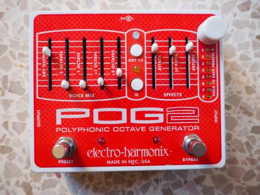 Electro Harmoníx EHX POG 2