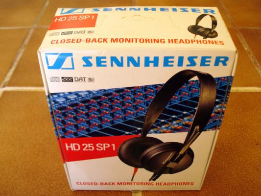 Auriculares Sennheiser HD 25 SP