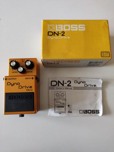 Overdrive Boss Dyna Drive DN-2