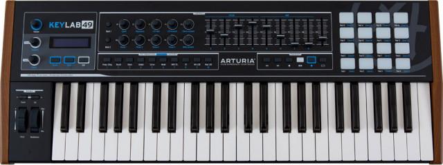 Arturia Keylab 49 Black Edition