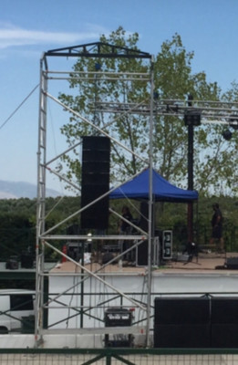 Vendo line array