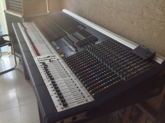 SOUNDCRAFT MH3 40 CANALES+ 4 STEREO
