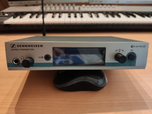 SENNHEISER IEM G3 EK 300