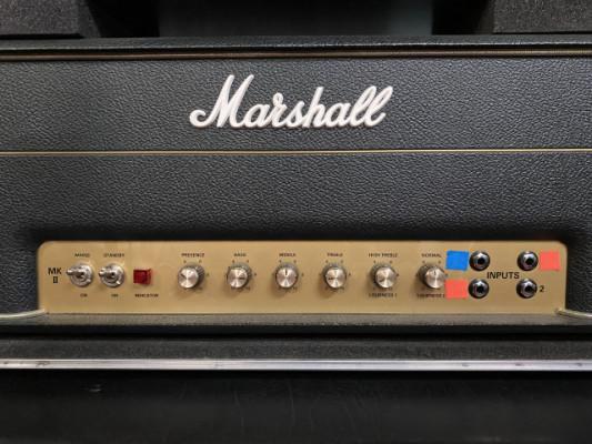 Marshall 1987X Plexi 50W Válvulas [Rebajado!]