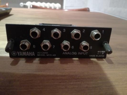 Tarjeta Yamaha MY8-AD