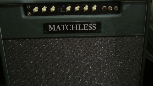 Matchless DC30 combo