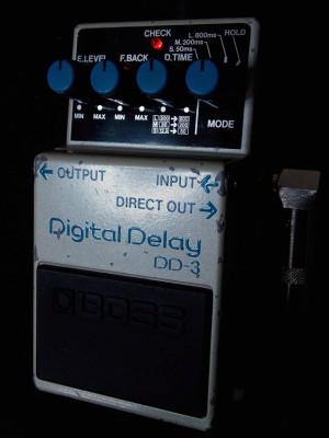 Boss dd-3 AV mods hi-fi  y más ¡Recogida y envío gratis!