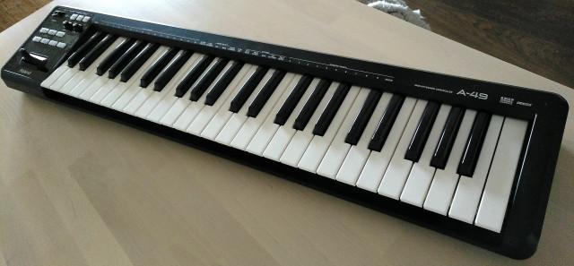 Roland A-49 Teclado controlador MIDI