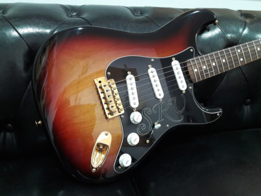Fender Stratocaster Stevie Ray Vaughan Signature