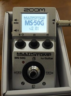 [REBAJADO] Zoom MS-50G multistomp