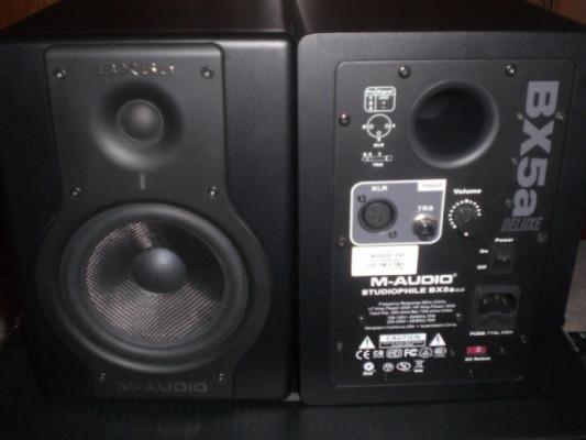 Altavoces M-Audio Studiophile BX5a Deluxe
