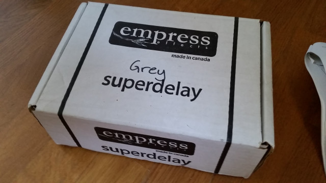 Empress superdelay