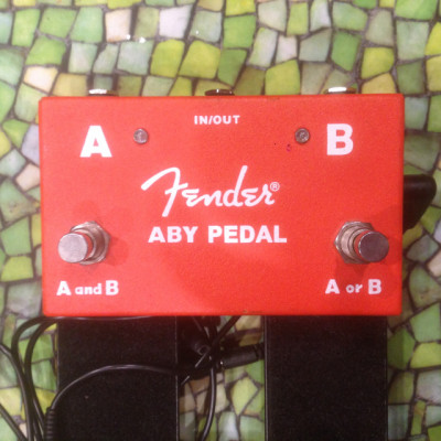 Reservado ::Fender aby