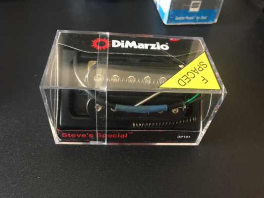 Dimarzio DP161.... Fspaced Petrucci model