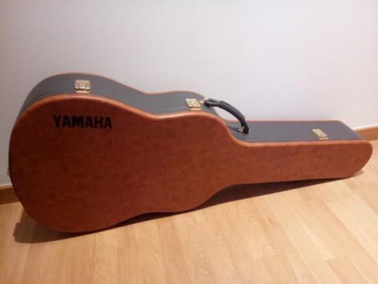 Maleta para guitarra acústica