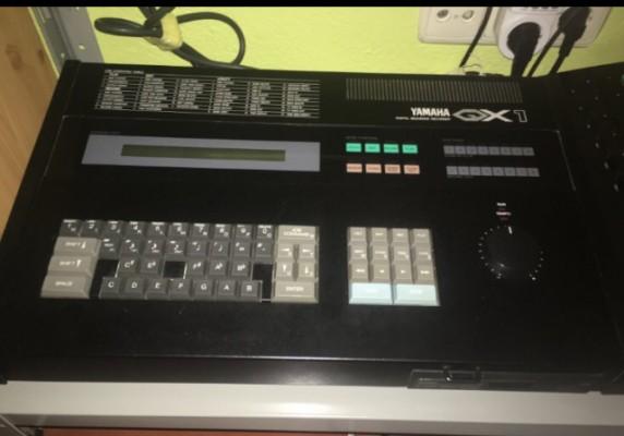 Secuenciador Yamaha QX1