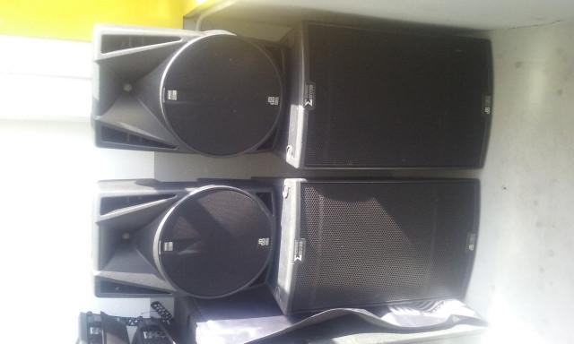 Equipo de sonido DB technologies