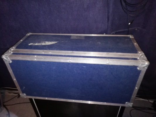 Hardcase para amplificador