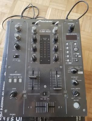 Pioneer DJM 400