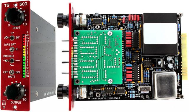 URGE¡¡¡TS500 Tape Simulator para el Lunchbox '500' - Ensamblado