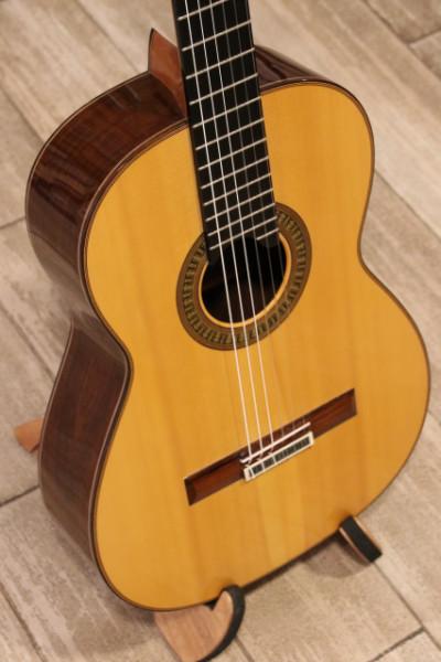 Guitarra Clásica Luthier Vicente Carrillo New Concept Herencia Madagascar