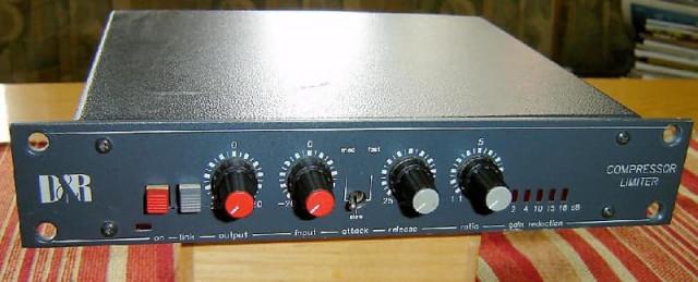 Compresor/ limitador años 80