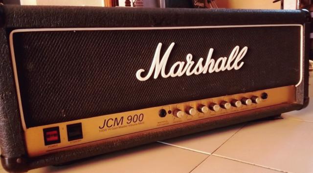 Marshall JCM 900 MKIII mod 2100