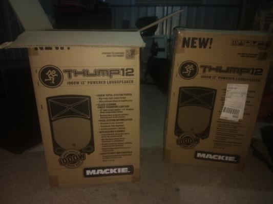 Mackie thump 12
